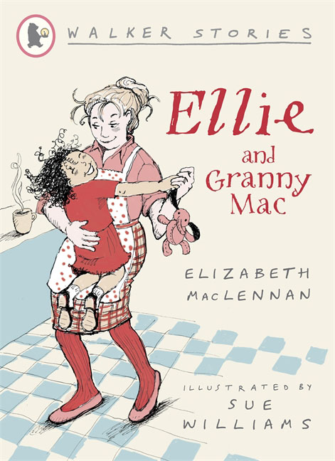Ellie and Granny Mac the granny project