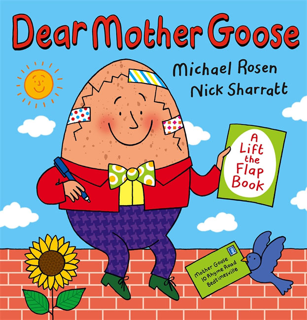 Dear Mother Goose перро ш the tales of mother goose