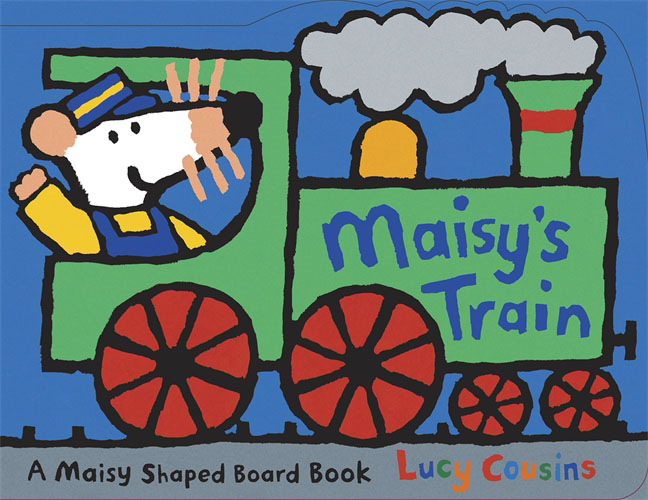 Maisy's Train where are maisy s friends
