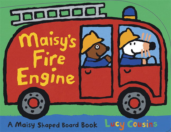Maisy's Fire Engine maisy s farm sticker book