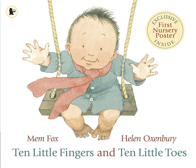 Ten Little Fingers and Ten Little Toes this little world