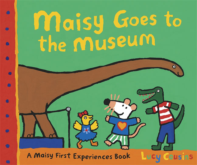 Maisy Goes to the Museum maisy s farm sticker book