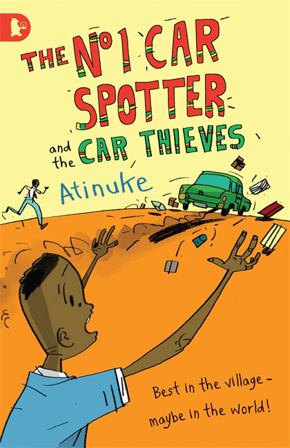 The No. 1 Car Spotter and the Car Thieves the swan thieves