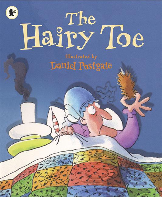 The Hairy Toe hairy maclary shoo