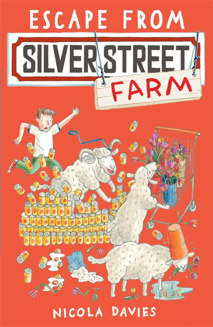 Escape from Silver Street Farm прикроватный светильник bai sheng