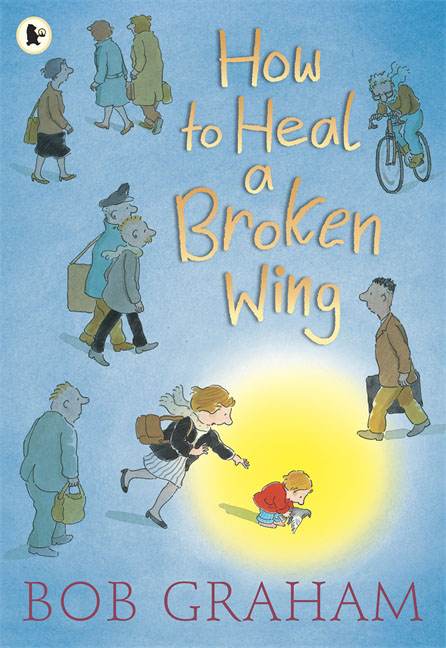How to Heal a Broken Wing marsel salimov the bird s milk a humorous story with a light touch of satire