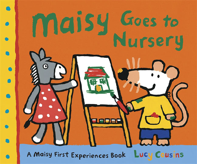 Maisy Goes to Nursery maisy s farm sticker book