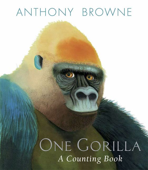 One Gorilla: A Counting Book guano apes guano apes proud like a god 180 gr colour