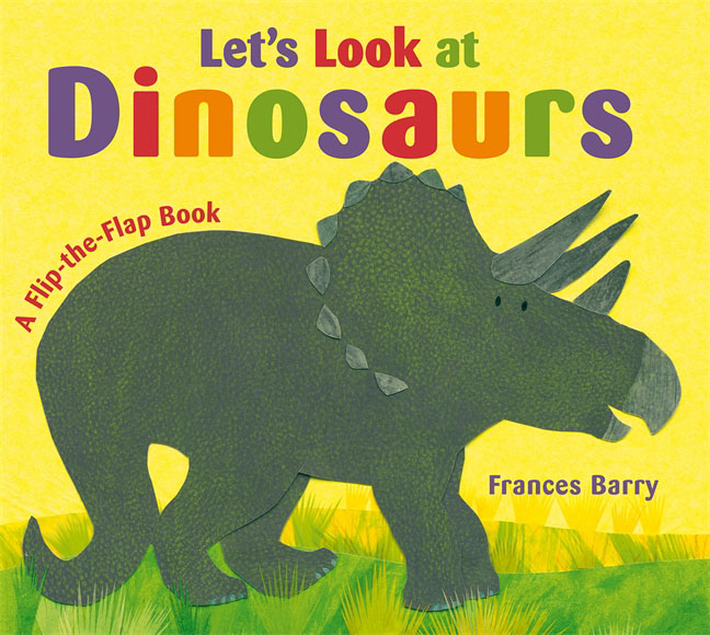 Let's Look at Dinosaurs titian a fresh look at nature