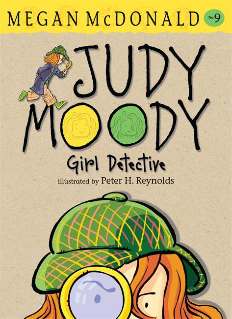 Judy Moody, Girl Detective judy moody mood martian