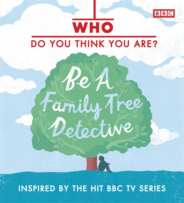 Who Do You Think You Are? Be a Family Tree Detective about you кардиган