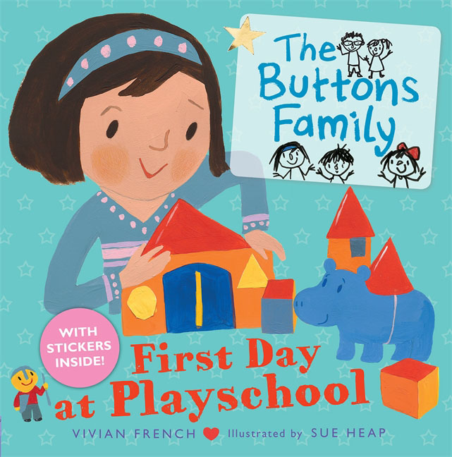 The Buttons Family: First Day at Playschool family caregiving in the new normal