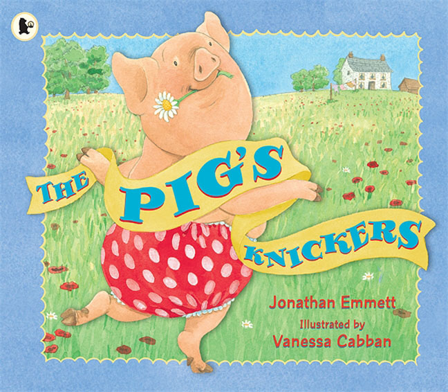 The Pig's Knickers the queen s knickers