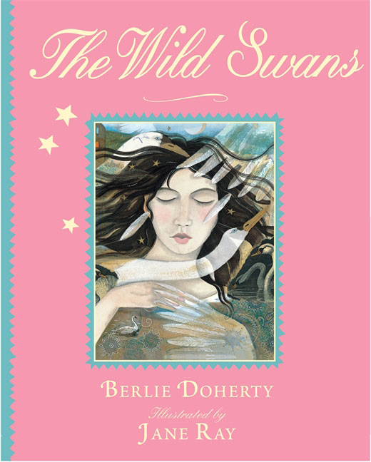 The Wild Swans the illustrated story of art
