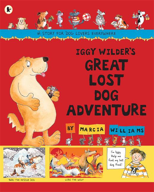 Iggy Wilder's Great Lost Dog Adventure iggy pop iggy pop the idiot