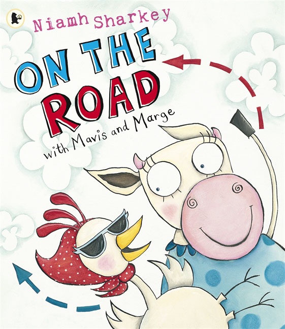 On the Road with Mavis and Marge from the earth to the moon