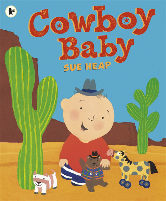 Cowboy Baby don t want to go