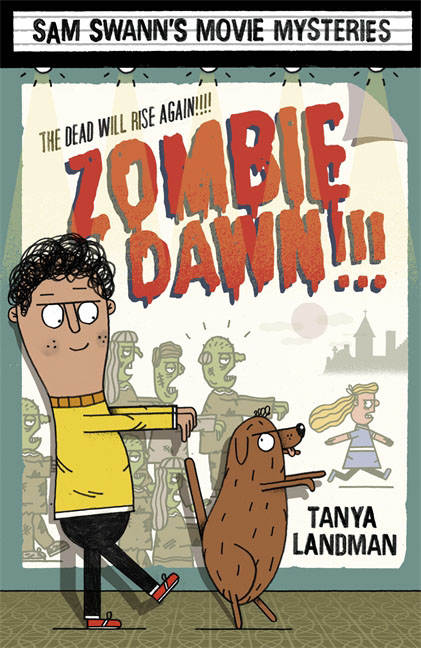 Купить Sam Swann's Movie Mysteries: Zombie Dawn!!,