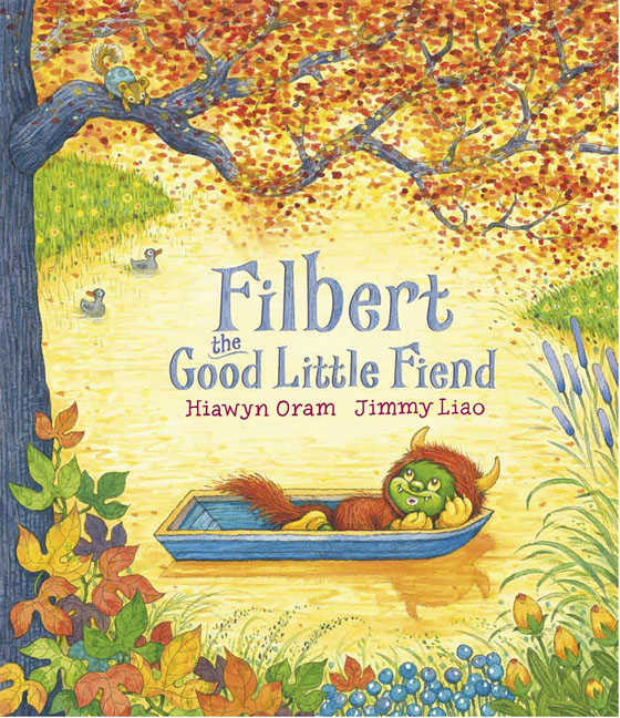 Купить Filbert, the Good Little Fiend,