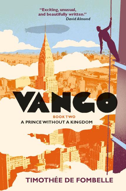 Vango Book Two: A Prince Without a Kingdom vango entre ciel et terre