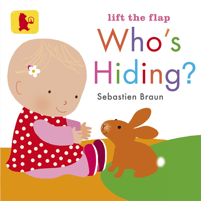 Who's Hiding? supermarket gremlins lift the flaps book