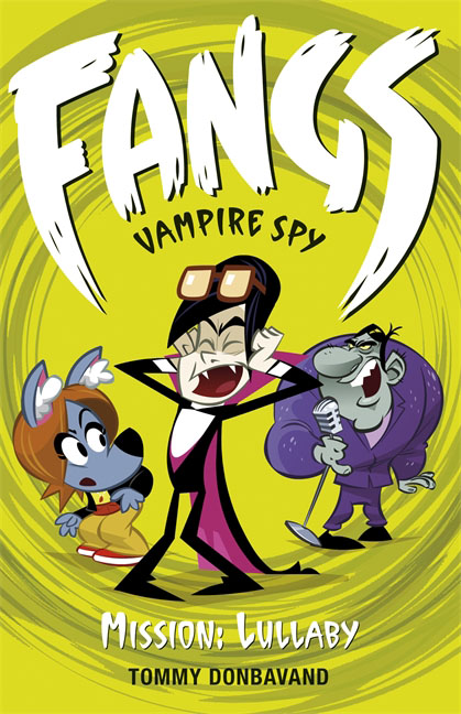 Fangs Vampire Spy Book 6: Mission: Lullaby lucky john croco spoon big game mission 24гр 004