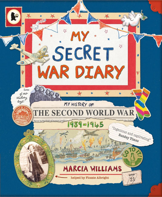 My Secret War Diary, by Flossie Albright my own dear brother