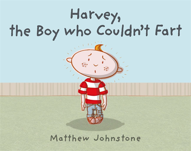 Harvey, the Boy Who Couldn't Fart the who the who it s hard lp
