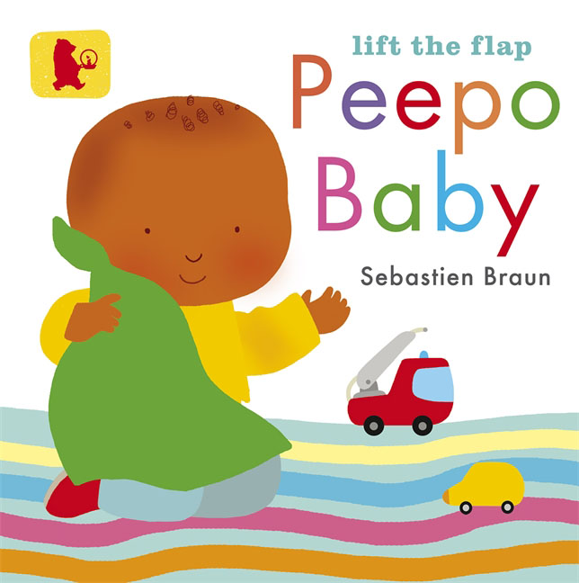 Lift the Flap: Peepo Baby supermarket gremlins lift the flaps book