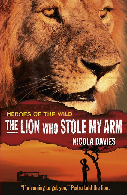 The Lion Who Stole My Arm the woman who stole my life
