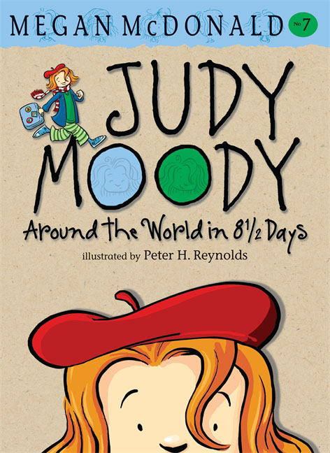 Judy Moody: Around the World in 8 1/2 Days verne j around the world in 80 days reader книга для чтения