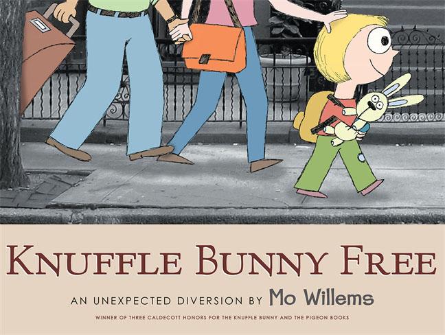 Knuffle Bunny Free: An Unexpected Diversion rahvaluule oma teada hoitud unenägu