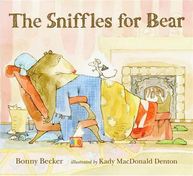 The Sniffles for Bear the comedy of errors