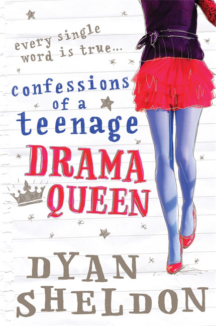 Confessions of a Teenage Drama Queen m e thomas confessions of a sociopath