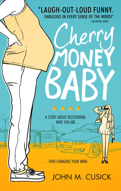 Cherry Money Baby пуф dreambag круг cherry