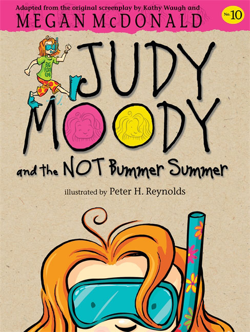 Judy Moody and the NOT Bummer Summer faux opal geometric earrings