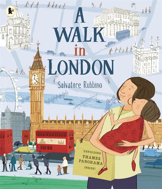 A Walk in London 50 things to spot in london набор из 52 карточек