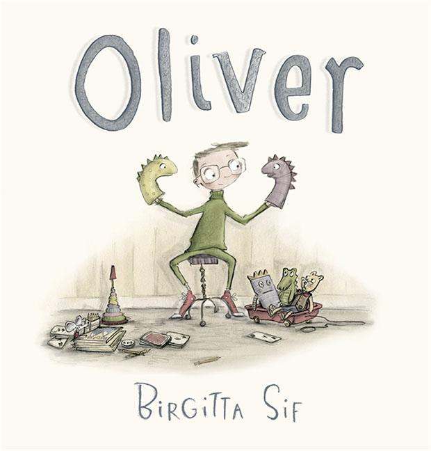 Oliver the boy next door