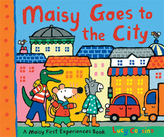 Maisy Goes to the City peppa goes to the library
