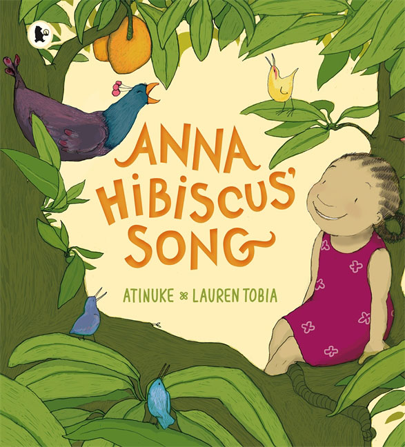 Anna Hibiscus' Song what she left