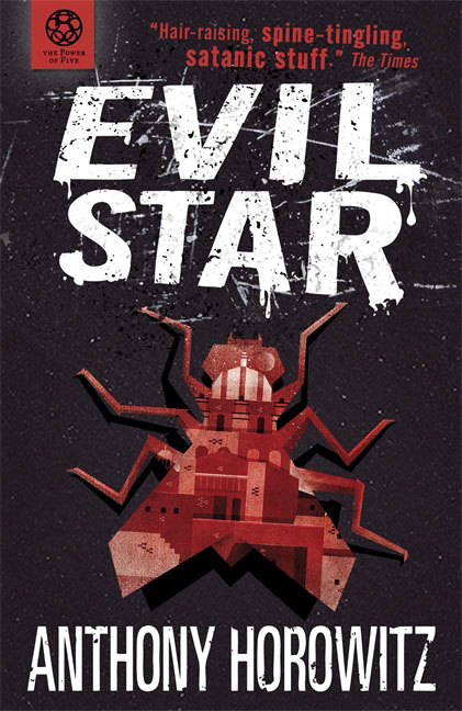 The Power of Five: Evil Star childs laura steeped in evil
