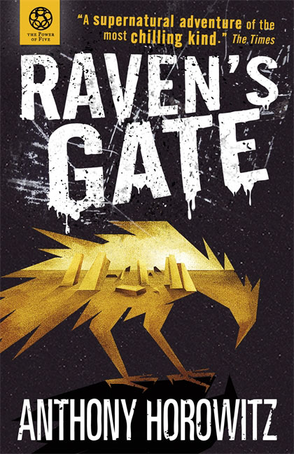 The Power of Five: Raven's Gate highscreen power five pro купить в москве