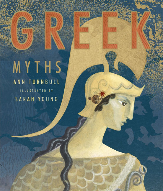 Greek Myths illustrated norse myths