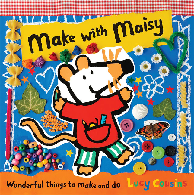 Make with Maisy maisy s farm sticker book