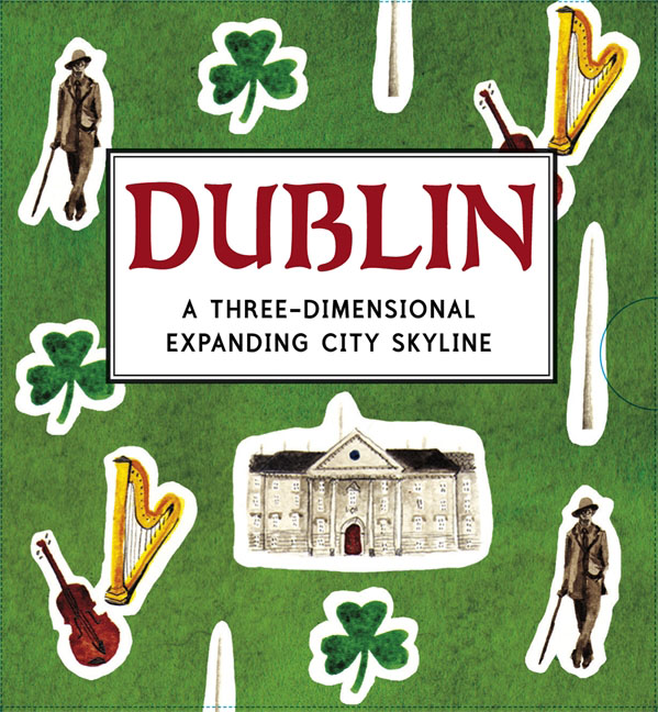 Dublin: A Three-Dimensional Expanding City Skyline