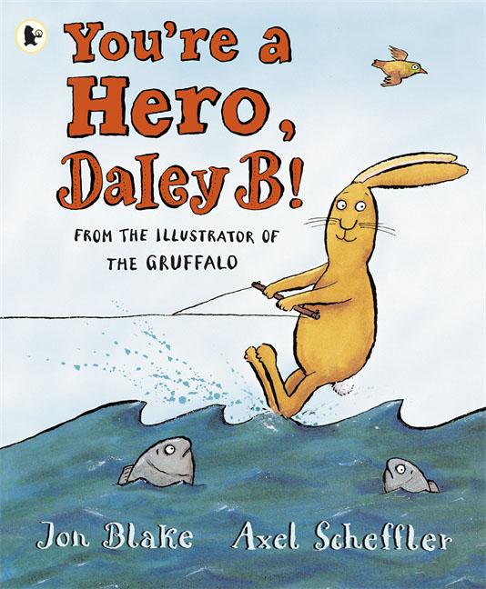 You're a Hero, Daley B! you re a hero daley b