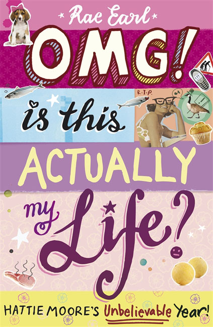 OMG! Is This Actually My Life? Hattie Moore's Unbelievable Year! мужские часы claude bernard 53003 3br