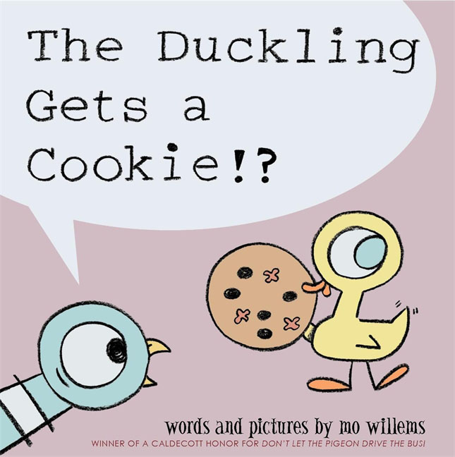 The Duckling Gets a Cookie!? what a woman gets