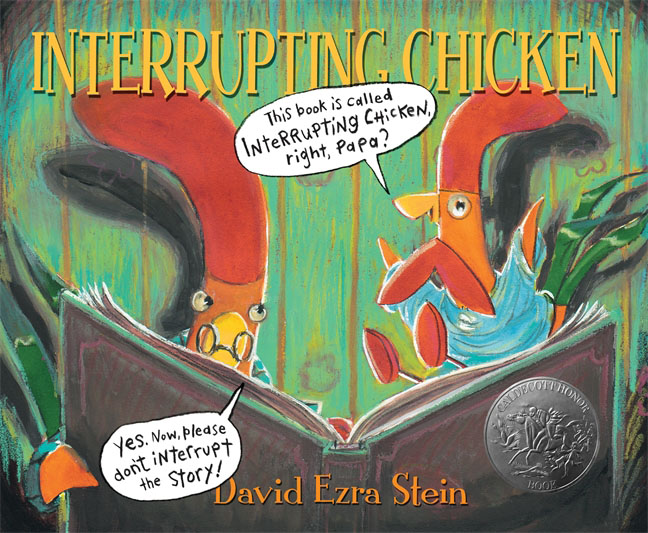 Interrupting Chicken living to tell the tale
