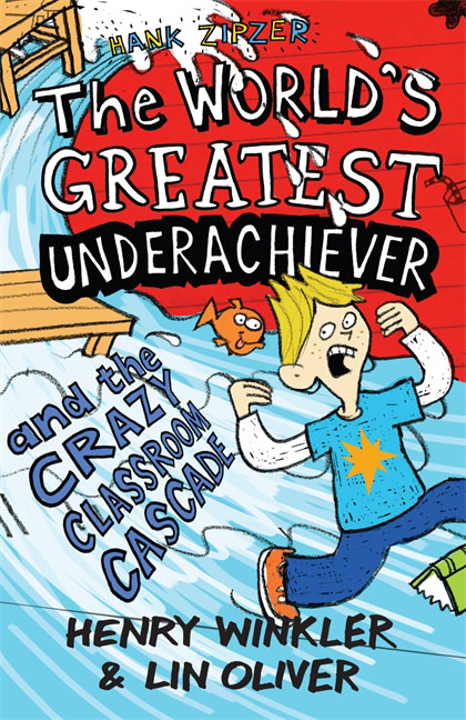 Hank Zipzer 1: The World's Greatest Underachiever and the Crazy Classroom Cascade